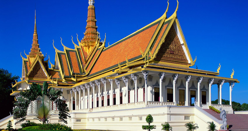 Phnom Penh Full Day Tour - Private