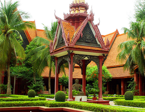 Phnom Penh Half Day Tour - Private