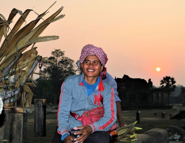 Best temples with sunset in one Day - Small Group