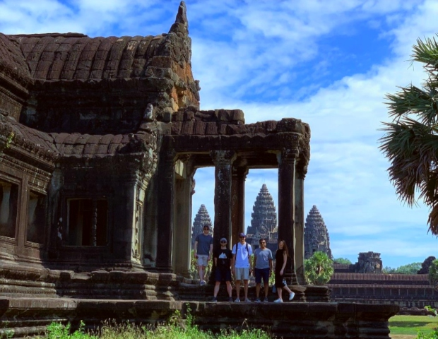Full Day Temples of Angkor - Small Group