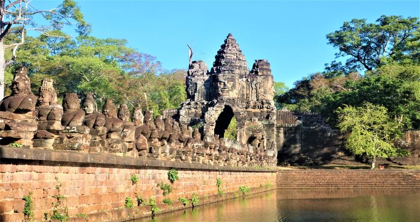 3 Days Siem Reap Explorer Temples & Tonle Sap- Small Group